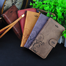 Phone Cases For iPhone 7 Case PU Leather Wallet Case For iPhone 5s SE 5 7 Plus 6 6S Plus Cover Magnet Shell Pouch Card Holder