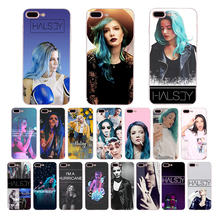 цена на Halsey Hopeless Fountain Kingdom High Quality soft Phone Case for iPhone 8 7 6 6S Plus X XS MAX XR 5 5S SE Cases cover TPU shell
