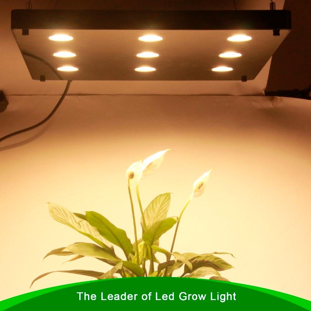 Ultra thin COB LED Plant Grow Light Full Spectrum BlackSun S4 S6 S9 LED Panel Lamp