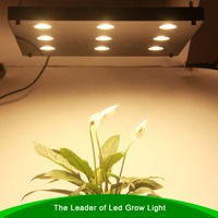 Ultra thin COB LED Plant Grow Light Full Spectrum BlackSun S4 S6 S9 LED Panel Lamp for Indoor Hydroponic Plants All Growth Stage