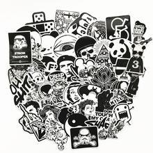 60 шт. смешанные Веселые хит наклейки для детей Home Decor JDM на ноутбуке стикера Холодильник Скейтборд каракули наклейки игрушка pegatinas