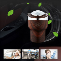 12V Car Aromatherapy Humidifier Air Purifier USB Freshener Cup Shape Portable Ultra Silent Aroma Diffusion Clean