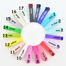 30 шт./партия,, ручная заколка для волос на 5 см, аксессуары для головных уборов DIY, детские заколки для волос с ЛАПКОЙ