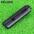 KELUSHI FTTH Fiber Tool, fixo-comprimento Revestimento De Fibra Óptica Stripper Corte Guider Bar