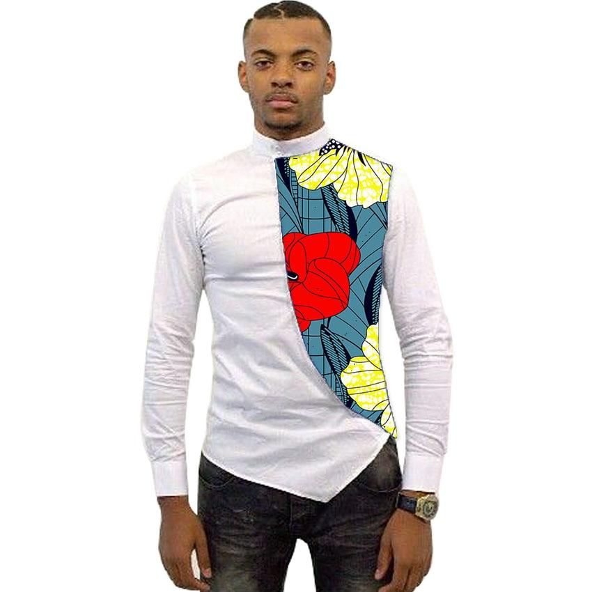 Designer Ankara Tops Tailor Made African Clothing Long