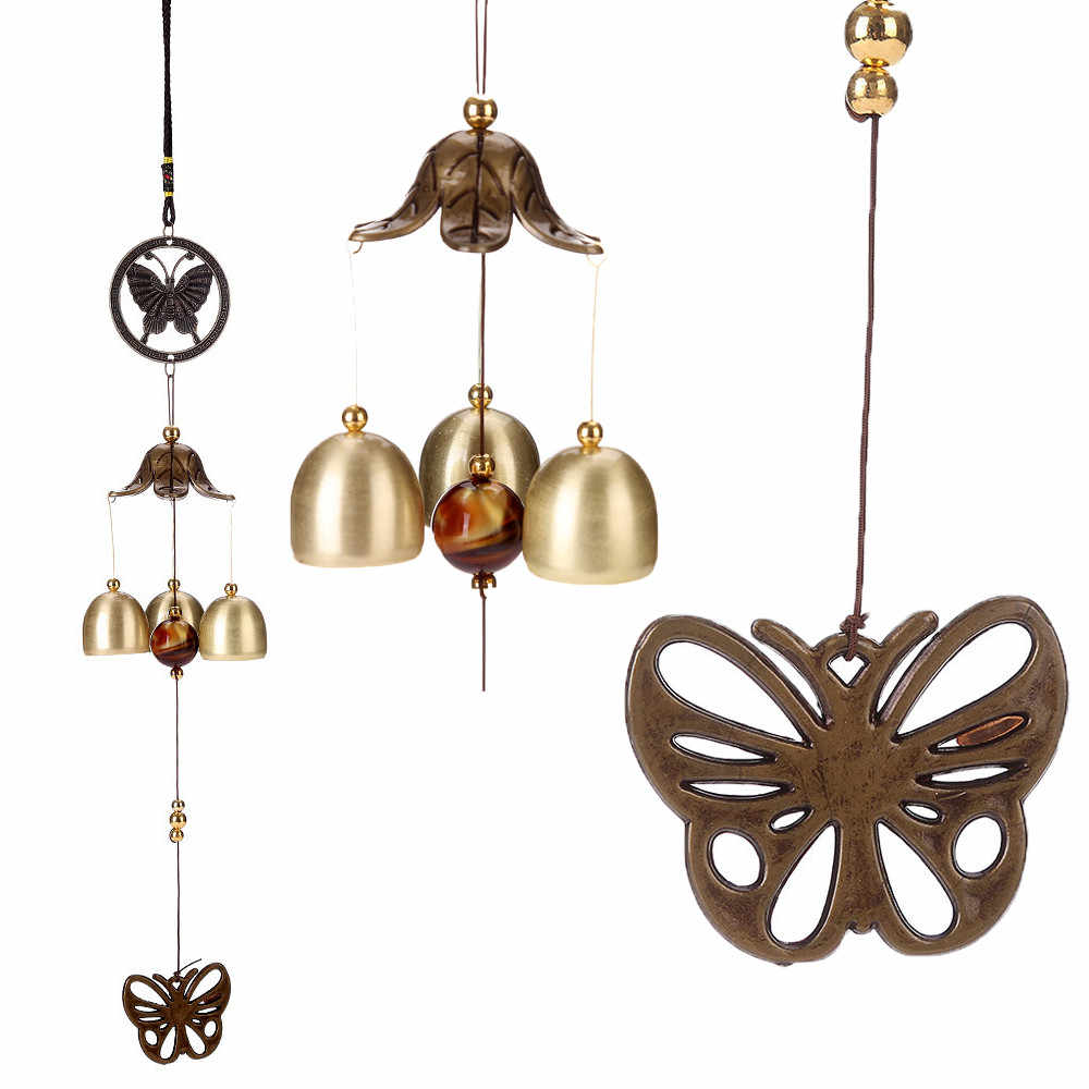 Amazing Chime Grace Collection Great Sound Bronze Color Bells Wind Chimes Home Decoration Apparel Accessories Best Gift #13