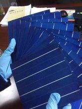 Energia solaire Direct 2020 Promotion 50pcs haute efficacité 4.5w Poly cellule solaire 6x6 pour bricolage panneau polycristallin, livraison gratuite