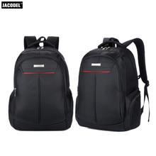 Jacodel Laptop computer Backpack Bag Waterprooof Laptop computer Bag for Fundas Portatil 15'6 Funda Ordenador Portatil 15.6 Pocket book Luggage Case