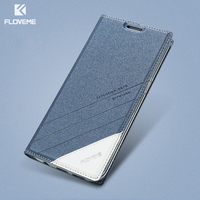 Business Style Luxury Magnetic Flip Leather Cell Phone Case For Samsung Galaxy Note 4 N9100 IV