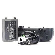 MB-D18 сменная Батарейная ручка+ EN-EL18 батарея+ BL-5 крышка камеры для цифровых зеркальных фотокамер Nikon D850
