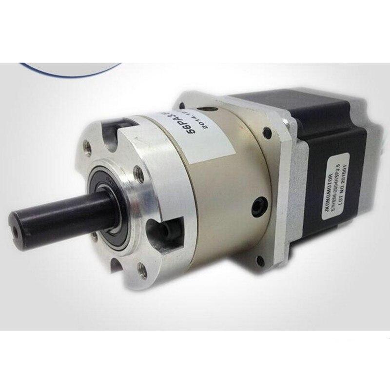 NEMA23 76mm Gearbox Stepper Motor 57HS76-3004PG65 Gearbox Reduction Ratio 65:1NEMA23 76mm Gearbox Stepper Motor 57HS76-3004PG65 Gearbox Reduction Ratio 65:1