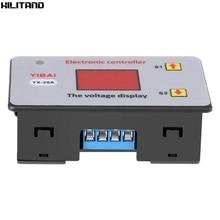 12 В электронный контроллер батареи низкого напряжения отключение автоматического включения защиты под регулятором напряжения
