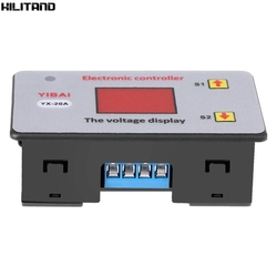 12V Electronic Controller Battery Low Voltage Cut off Automatic Switch On Protection Undervoltage Controller