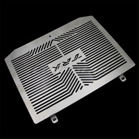 High quality 2017 new motorcycle windshield stainless steel radiator grill grill protection cover for Benelli TRK502 TRK 502