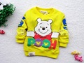 2016 new fashion baby clothing baby sweatshirt child hoodies children clothing long sleeve T shirt