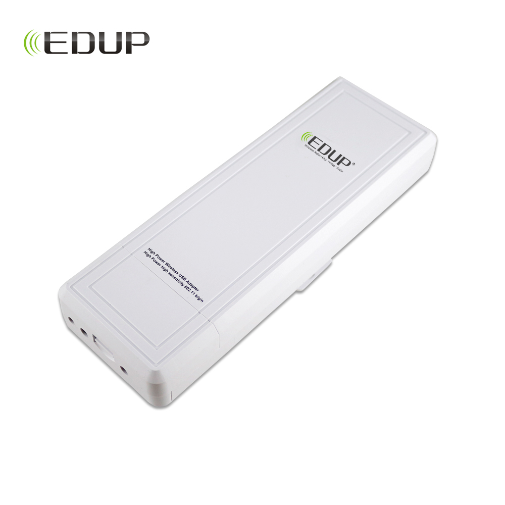 все цены на EDUP 2.4Ghz 150Mbps Long-Range WiFi Receiver High Power USB Wireless WiFi Adapter High Gain 16dBi Antenna 802.11n Network Card онлайн