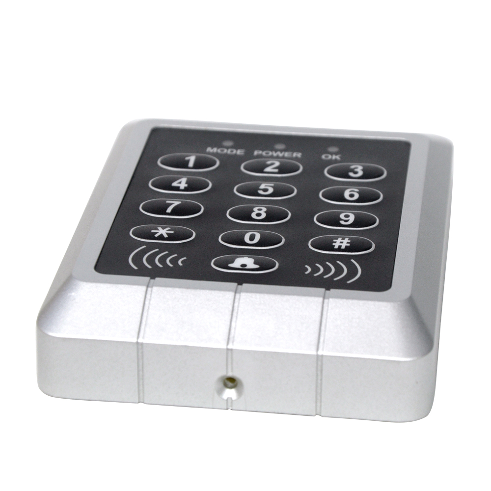 Generic RFID Keypad Single Door Access Control Kit With Strike LockGeneric RFID Keypad Single Door Access Control Kit With Strike Lock