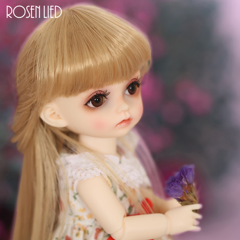 Rosenlied RL Monday Miu bjd sd doll 1/8 body model boys or girls bjd doll oueneifs High Quality resin toys free eye beads shop oueneifs free shipping new floral princess dress skirt lace edge 1 8 bjd sd doll clothes have not wig or doll yf8 106 page 9