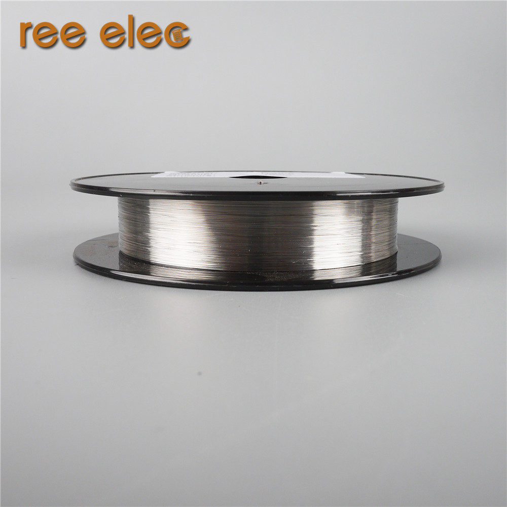 REE ELEC 100M 34G/36G/38G/40G Nichrome NI80 Heating Wires Electronic ...
