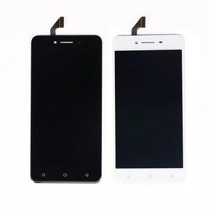 Image 2 - Originale 5.0 pollici Per Oppo A37 LCD Display Touch Screen Digitizer Assembly Mobile Accessori Nero Bianco Nero con i regali