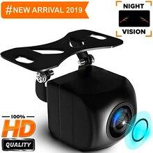 HD 1080p Auto Videocamera vista posteriore di Retromarcia Impermeabile Auto Back Up Videocamera per auto Ad Alta Definizione 170 Ampia Vista Angelo Macchina Fotografica di Sostegno Dellautomobile