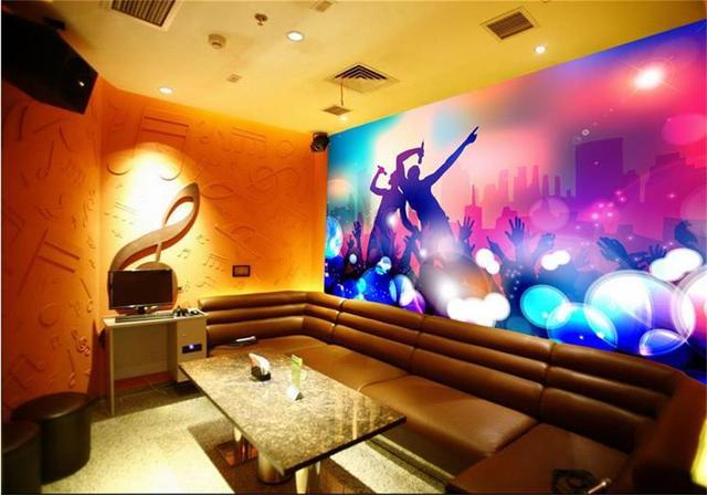3d wallpaper custom photo wall paper move feeling cool music