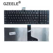 GZEELE russian laptop Keyboard for TOSHIBA C850 C855D C850D C855 C870