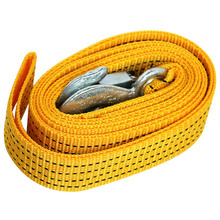 Car Tow Rope Coupe 3m Leash Selfdriving Emergency Heavy Duty Tow Strap DXY88