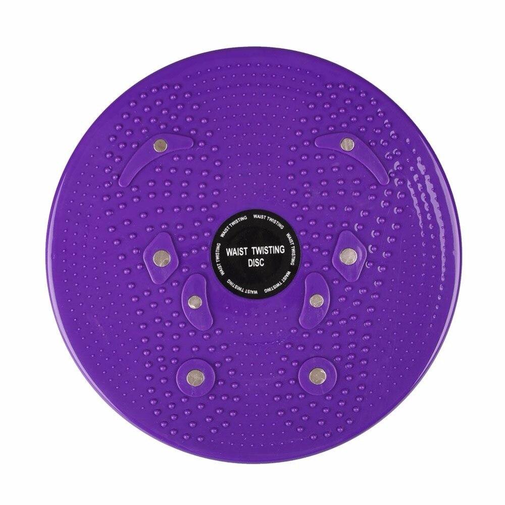 Neue 1 satz Körper Twister Boards Taille Zappelnden Platte Torsion Disc Bord Aerobe Exercsie Reflexzonenmassage Magneten maquiagem