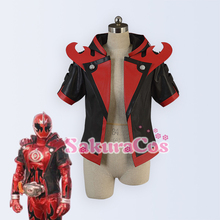 Faux Leather Hoodie Jacket!Anime Masked Rider GHOST Fighting Spirit Tenkuuji Takeru cosplay costume Outer Top Unisex S-XL stock