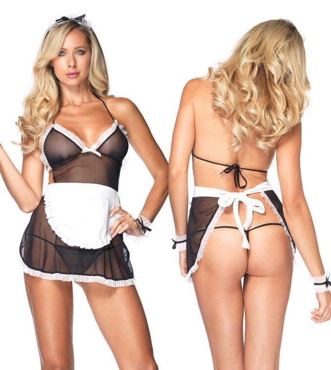 Sexy lingerie pron