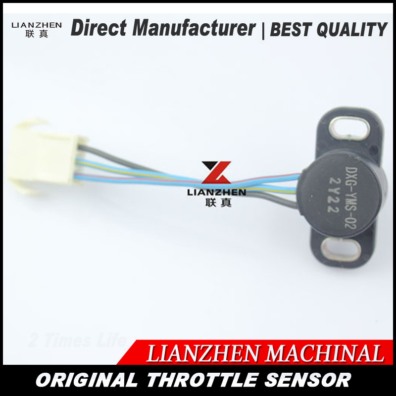 все цены на  E320B 320C Original throttle sensor positon sensor for Cat parts  247-5230 Excavator spare parts 2475230  онлайн