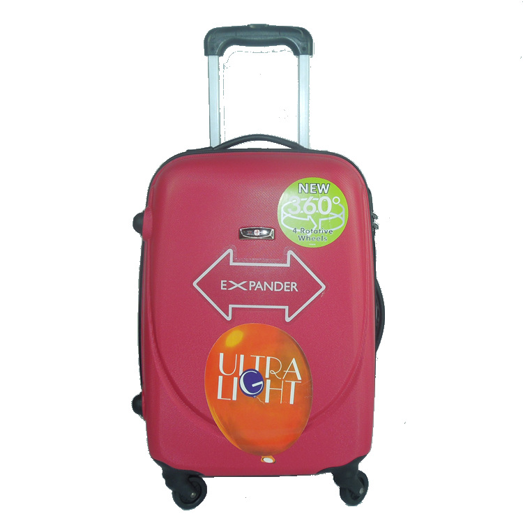 24-inch ABS rod box gift suitcase Female check-in luggage wheels bags