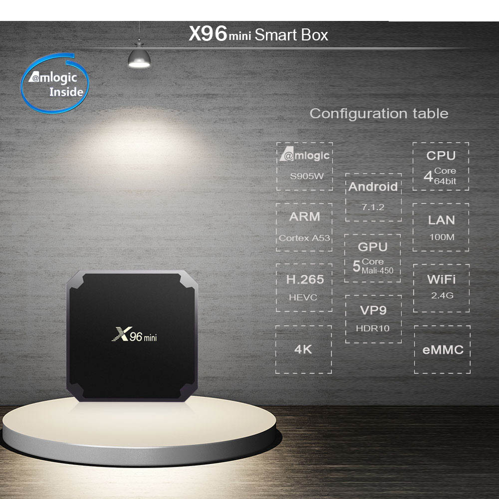 X96 Mini TV BOX 02