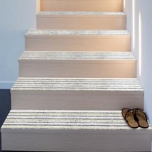 Image 5 - Etiquetas quentes da escada das etiquetas da parede, etiqueta do assoalho de diy, apropriado para o banheiro, cozinha, escada etc. Ambiental Proteger