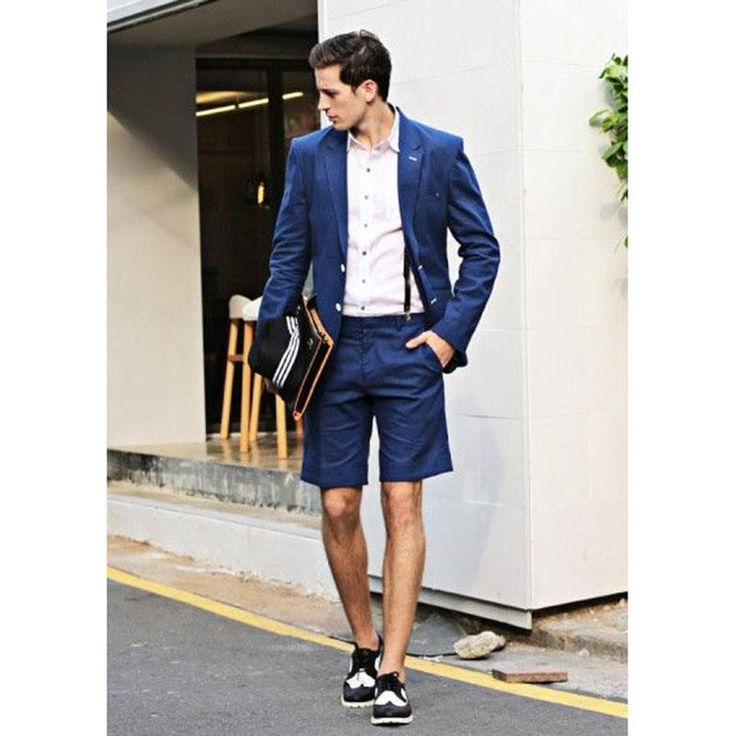 Costume short homme mariage - la pijson pigram 600e83a9598
