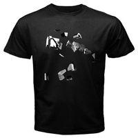 New INTERPOL Rock Band Album Logo Men S Black T Shirt Size S M L XL