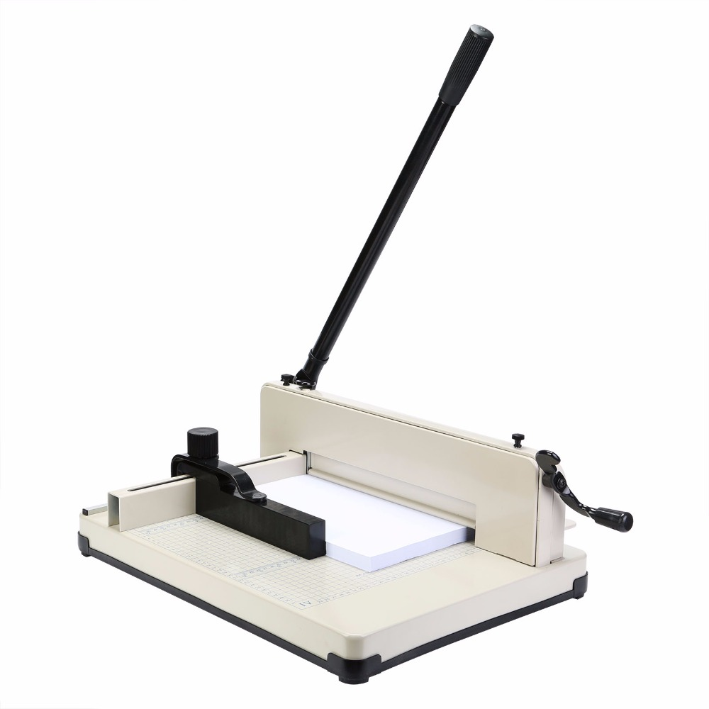 Professional Guillotine Desktop Stack A4 Paper Cutter