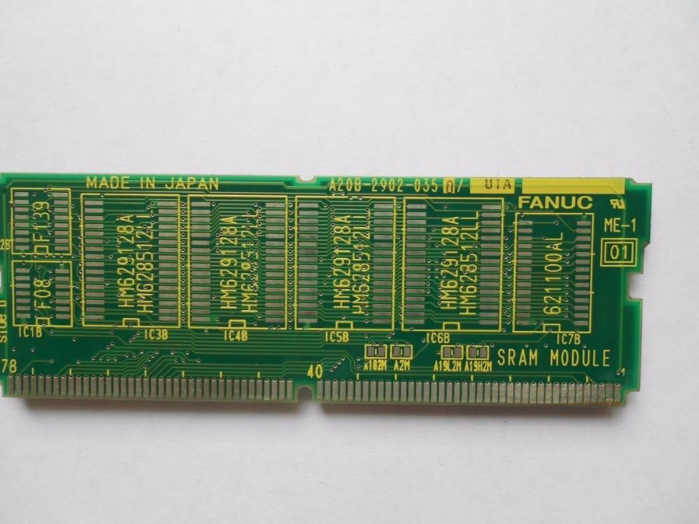 Fanuc A20B-2902-0350 sram card imported  original