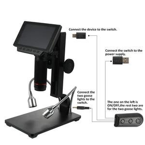Image 3 - Microscopio Microscopio Digitale per Elettronica USB Microscopio Microscopio Della Macchina Fotografica per la saldatura Microscopi Andonstar ADSM302