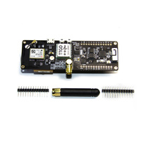 T Beam TTGO ESP32 WiFi Wireless Bluetooth Module GPS NEO 6M SMA LORA 32 18650 Battery
