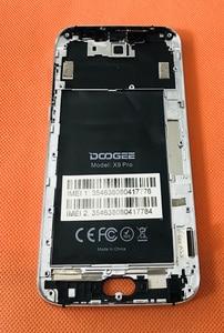 "Image 2 - تستخدم الأصلي شاشة الكريستال السائل شاشة لمس الشاشة الإطار ل DOOGEE X9 برو MTK6737 رباعية النواة 5.5 ""HD شحن مجاني"