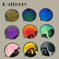 1.56 Receta Lentes Polarizadas Espejo Colorido Lente Miopía/Hipermetropía Lente Óptica gafas de Sol Contra los RAYOS UV Gafas de Conducción