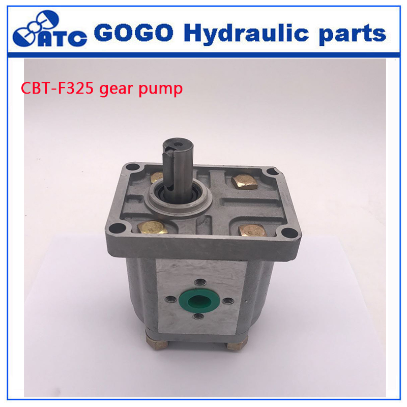 CBT series single hydraulic gear pump roll forming machinery gear pump