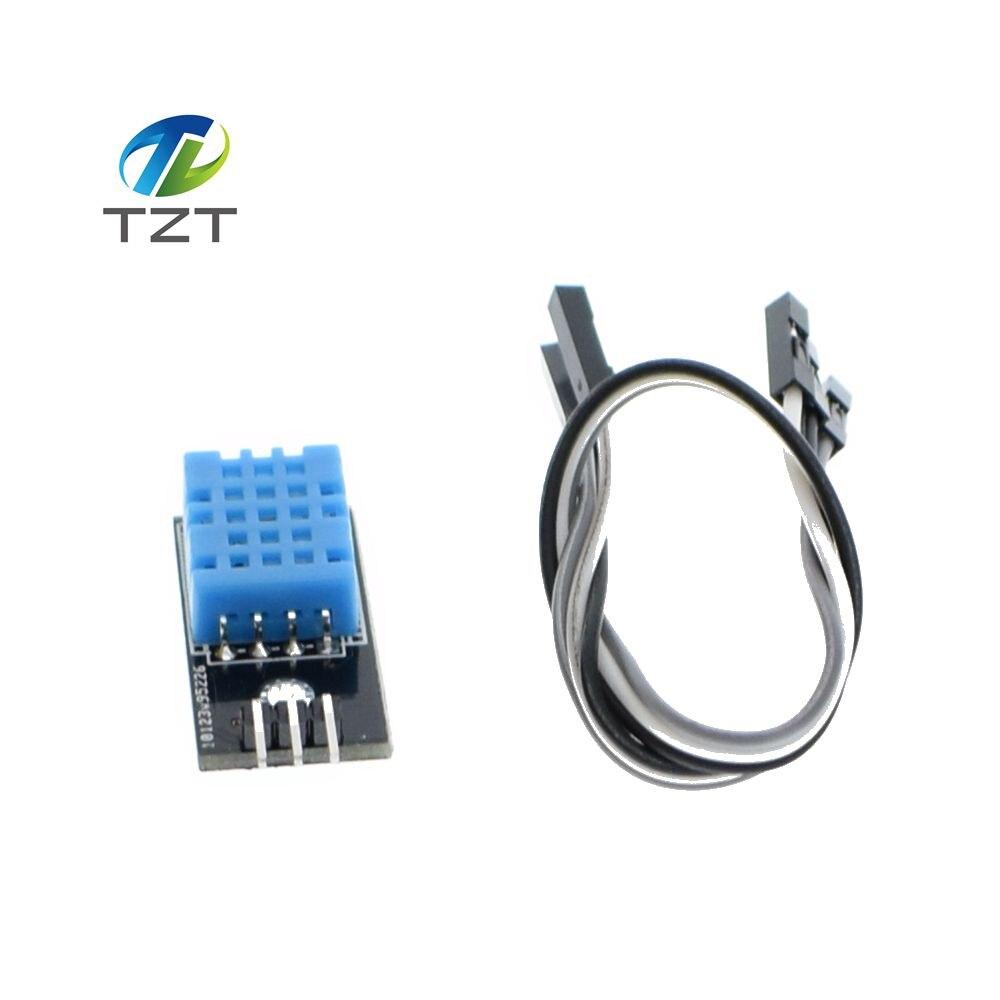 Датчик DHT11 Arduino