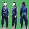 JoJo's Bizarre Adventure Diamond is Unbreakable Okuyasu Nijimura Cosplay Costume Coat+Pants+Belt Custom-made