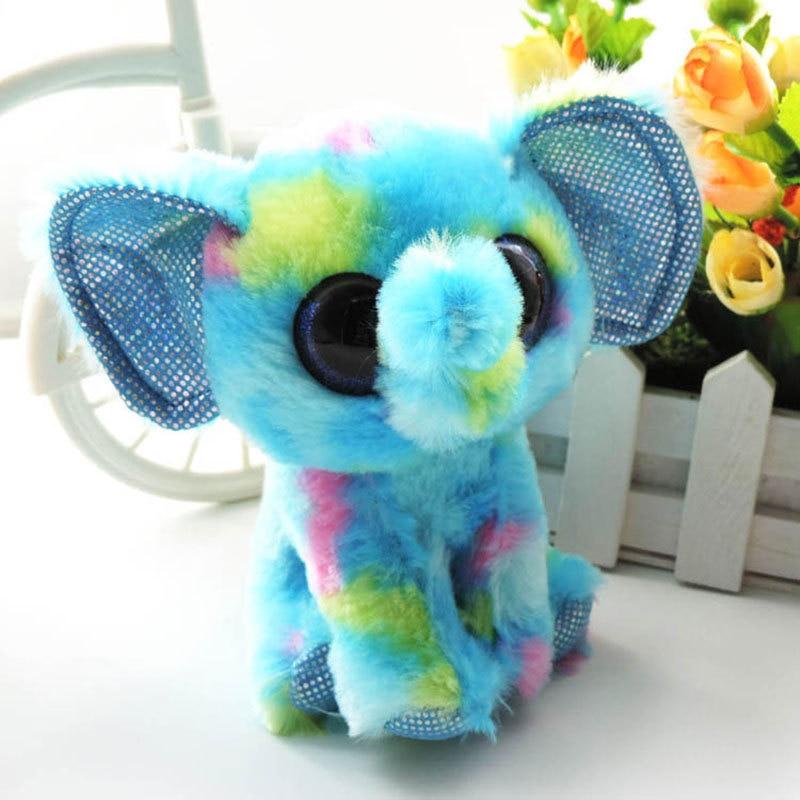 Buy 6 Small Cute Plush Elephant Stuffed