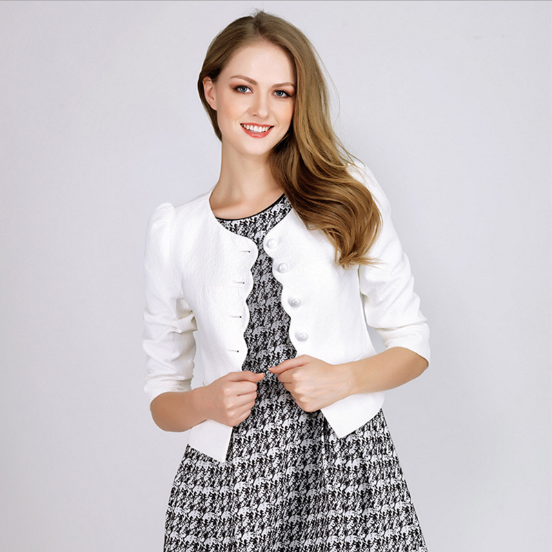 Online Get Cheap Short White Jacket -Aliexpress.com | Alibaba Group
