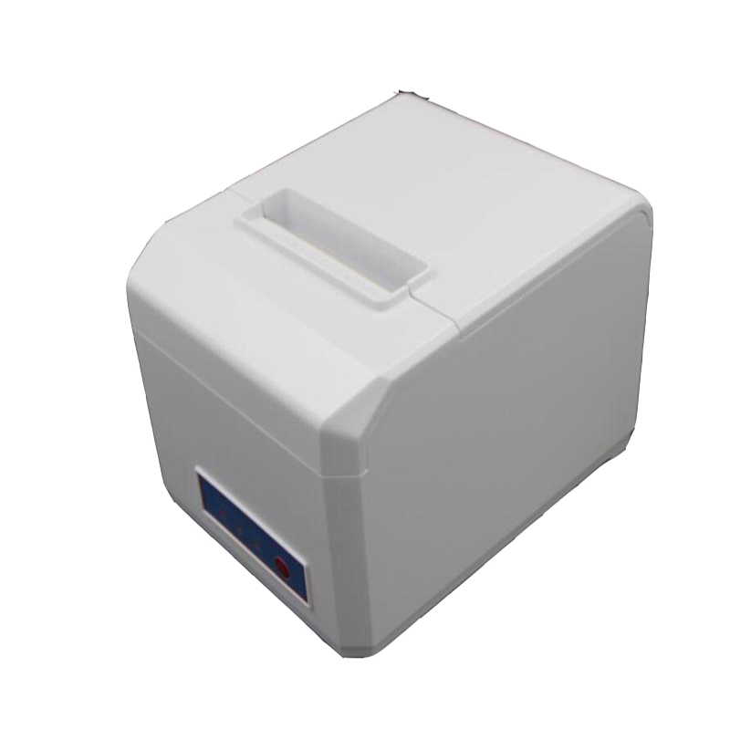 ФОТО wholesale cheaper Pos80300 80mm Thermal Printer POS Printer 80mm thermal receipt pos Printer white black color