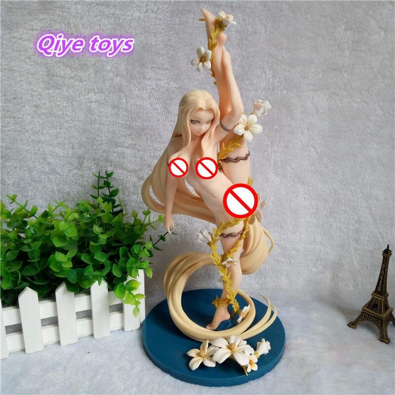 30 CM japonais sexy anime figure DAIKI Maria Bella Lu Na figurine à collectionner modèle jouets brinquedos à collectionner modèle artisanat